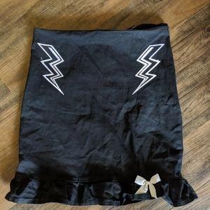 PaperDoll Frankenstein Skirt XL Goth